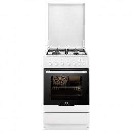 Gas cooker el.oven Electrolux