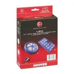 Väljuva õhu filter+ mootori filter,Hoover