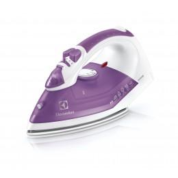 Electrolux EDB1670 Dry&Steam 2200W Ceramic Lavender,White iron