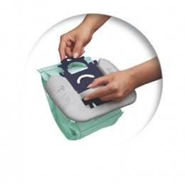 Philips disposable dust bag