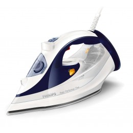 Philips Azur Performer Plus GC4506 Steam 2400W SteamGlide Blue,White