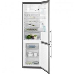 Electrolux EN3854NOX Freestanding Stainless steel 265L 92L A++ fridge-freezer