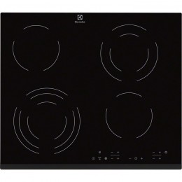 Electrolux EHF6343FOK built-in Electric Black hob