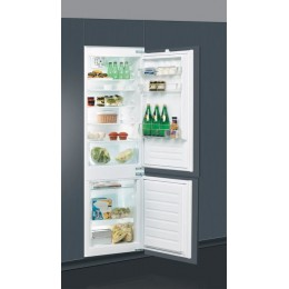 Whirlpool ART6610 A++ Built-in 195L 80L A++ White fridge-freezer
