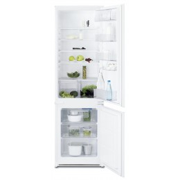 Electrolux ENN2800BOW Built-in 202L 75L A+ White