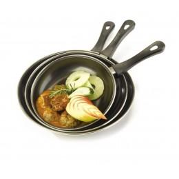 Pannide komplekt 3-osaline 20 26 30cm (Lifetime Cooking)
