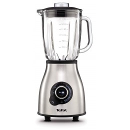 Tefal BL850D Tabletop blender 2.2L 1400W Stainless steel,Transparent blender