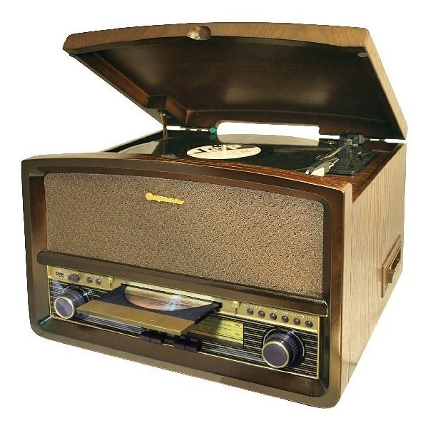 Retro-muusikakeskus Roadstar HIF-1937 TUMPK