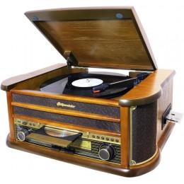 Retro-muusikakeskus Roadstar HIF-1896 TUMPK