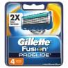Gillette Fusion ProGlide žiletiterad 20 tk. karbis