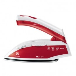 Electrolux EDBT800 Dry iron Stainless Steel soleplate 800W Red,White