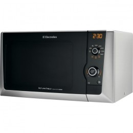 Electrolux EMS21400S Countertop 21.23L 800W Silver microwave