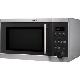 AEG MFD2025S-M Countertop 20L 800W Black,Stainless steel microwave