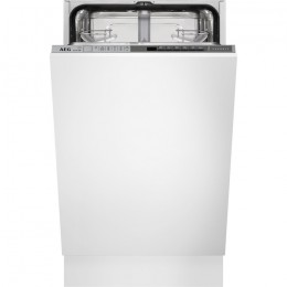 AEG FSE62400P Fully built-in 9place settings A++ dishwasher