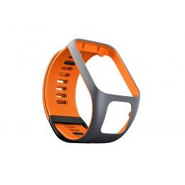 TomTom Watch Strap (Grey Orange - Small)