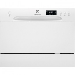 Electrolux ESF2400OW Countertop 6place settings A+ dishwasher