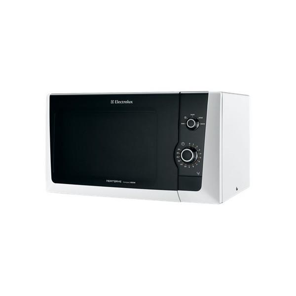 Electrolux EMM21000W 18.5L 800W White microwave