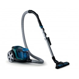 Philips PowerPro Compact FC9334/09 Cylinder vacuum 1.5L 650W A Black,Blue,Green,Grey vacuum