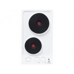 Electrolux EHS3920HOW Встроенный Герметизированная пластина Белый плита