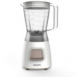 Philips Daily Collection HR2052/00 Tabletop blender 1.2L 350W White blender