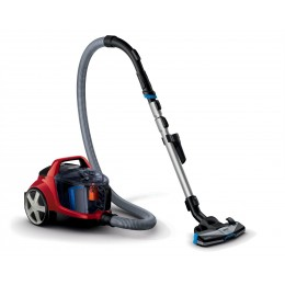 Philips PowerPro Active FC9532 09 Cylinder vacuum 1.7L 750W A Black,Red vacuum