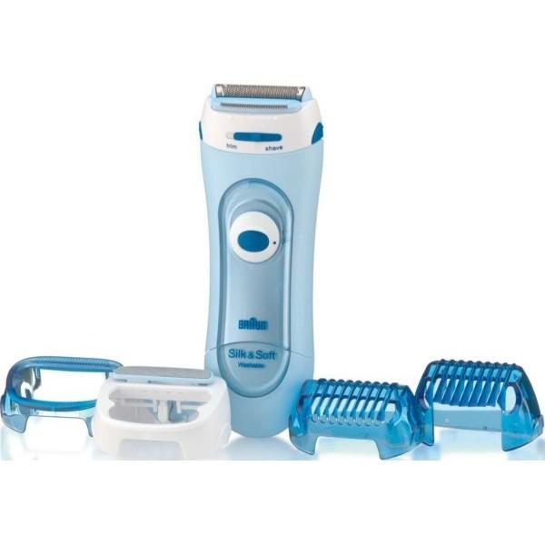 Braun Silk-épil LS 5160 1head(s) Blue women's shaver