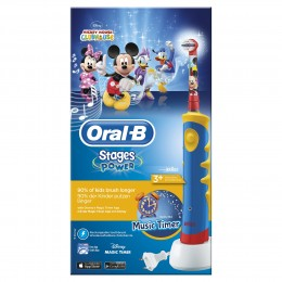 Oral-B Kids Mickey Mouse Electric Toothbrush