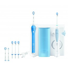 Braun Professional Care Center 2000 Adult Rotating-oscillating toothbrush Blue,White