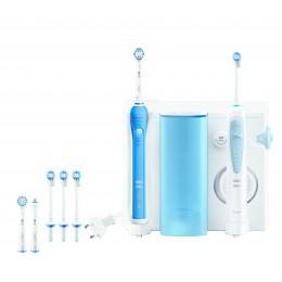 Braun Professional Care Center 2000 Для взрослых Колебательно-вращательная зубная щетка Синий, Белый