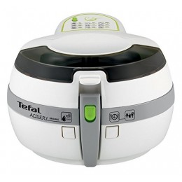 Tefal FZ7010 Одиночный Отдельностоящий Low fat fryer 1400Вт Серый, Белый обжарочный аппарат
