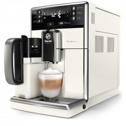Saeco SM5478 10 Freestanding Fully-auto Espresso machine 1.8L 15cups White coffee maker