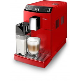 Philips 3100 series EP3363 10 Freestanding Fully-auto Espresso machine 1.8L Red coffee maker