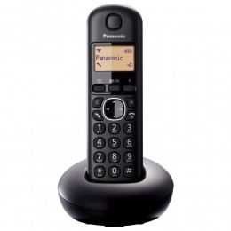 Telefon Panasonic juhtmeta, must, KX-TGB210FXB
