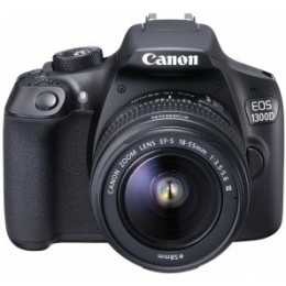CANON EOS-1300D kit 18-55 DC III
