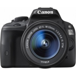 CANON EOS-100D kit 18-55 IS STM