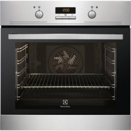 Electrolux EOB 43430OX Electric 74L A Black, Stainless steel