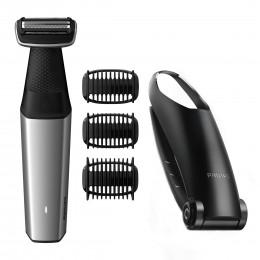 Philips BODYGROOM Series 5000 BG5020 Black, Grey body groomer shaver