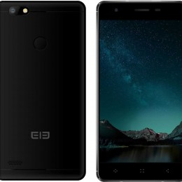 Elephone C1 Mini 4G 16GB Dual-SIM black