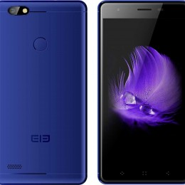 Elephone C1 Mini 4G 16GB Dual-SIM blue