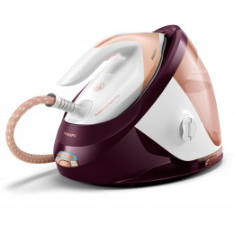 Philips GC8962 40 2100W 1.8L SteamGlide Advanced Violet, White steam ironing station