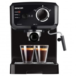 Espressomasin Sencor SES1710BK