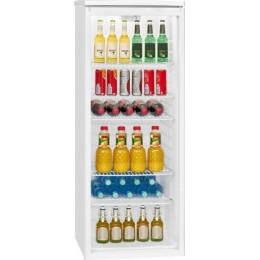 Klaasuksega külmik KSG7280 (K143 x L55 cm, 256 L) valge