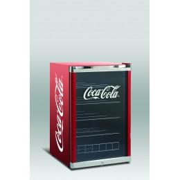 Vitriinkülmik Scandomestic Coca-Cola HighCube