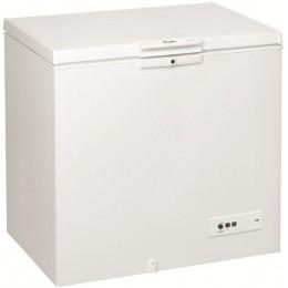 Whirlpool WHM31112 freezer Freestanding Chest White 311 L A++