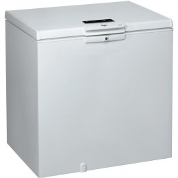 Whirlpool WHE2535 FO Freestanding Chest White 251 L A+