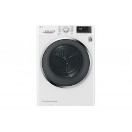 LG RC90U2AV2W tumble dryer Freestanding Front-load White 9 kg A+++-10%
