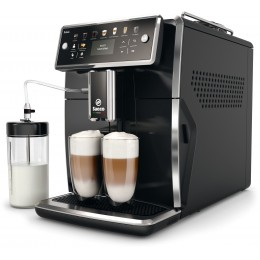 Saeco Xelsis SM7580 00 coffee maker Freestanding Espresso machine Black 1.7 L 14 cups Fully-auto