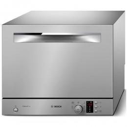Compact dishwasher Bosch, silver, SKS62E28EU