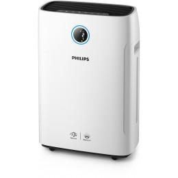 Philips AC2729 50 воздухоочиститель 65 м² Черный, Белый