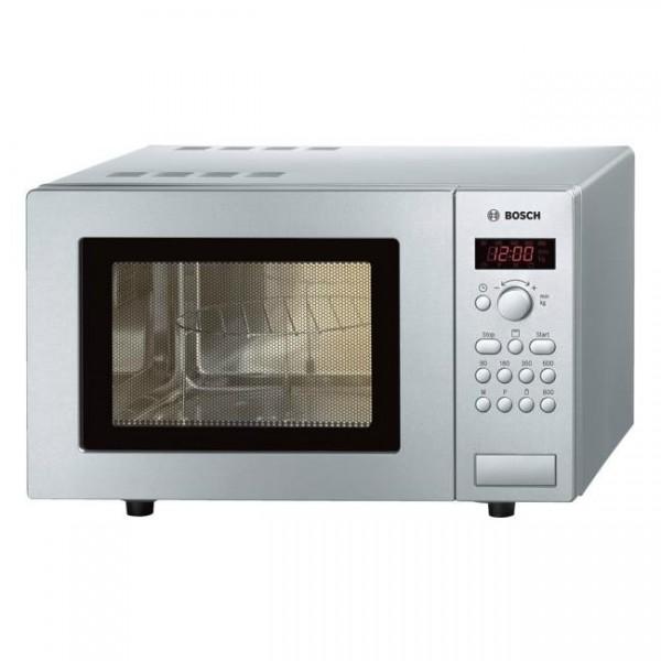 Mikrolaineahi grilliga, Bosch, maht 17l, rst.vaba, HMT75G451